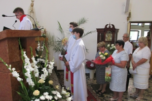 50 lecie kapłaństwa ks. Michała Potaczało